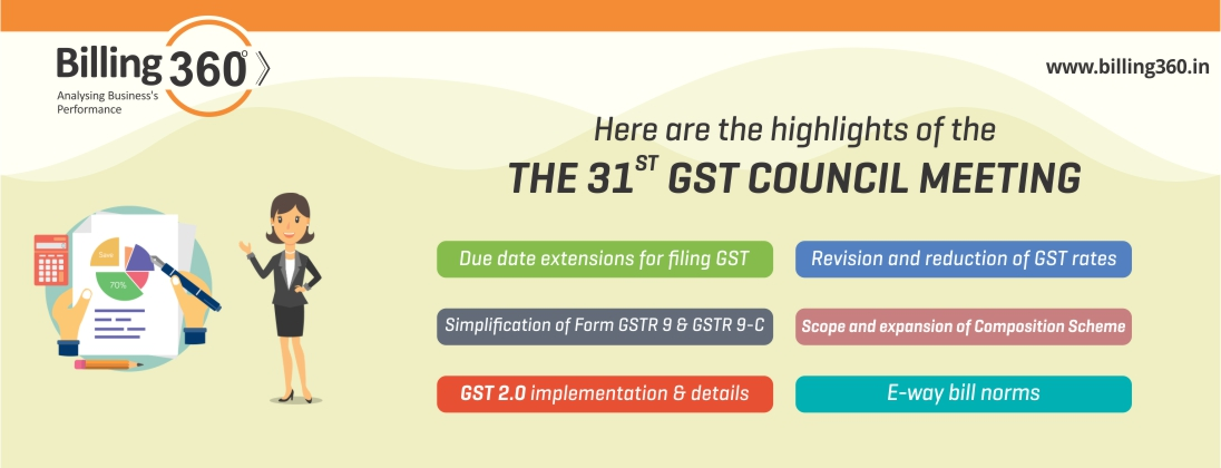 What you should know about the 31 st GST Council Meeting?